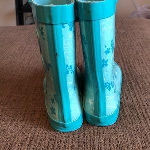Disney Shoes - Little mermaid rain boots